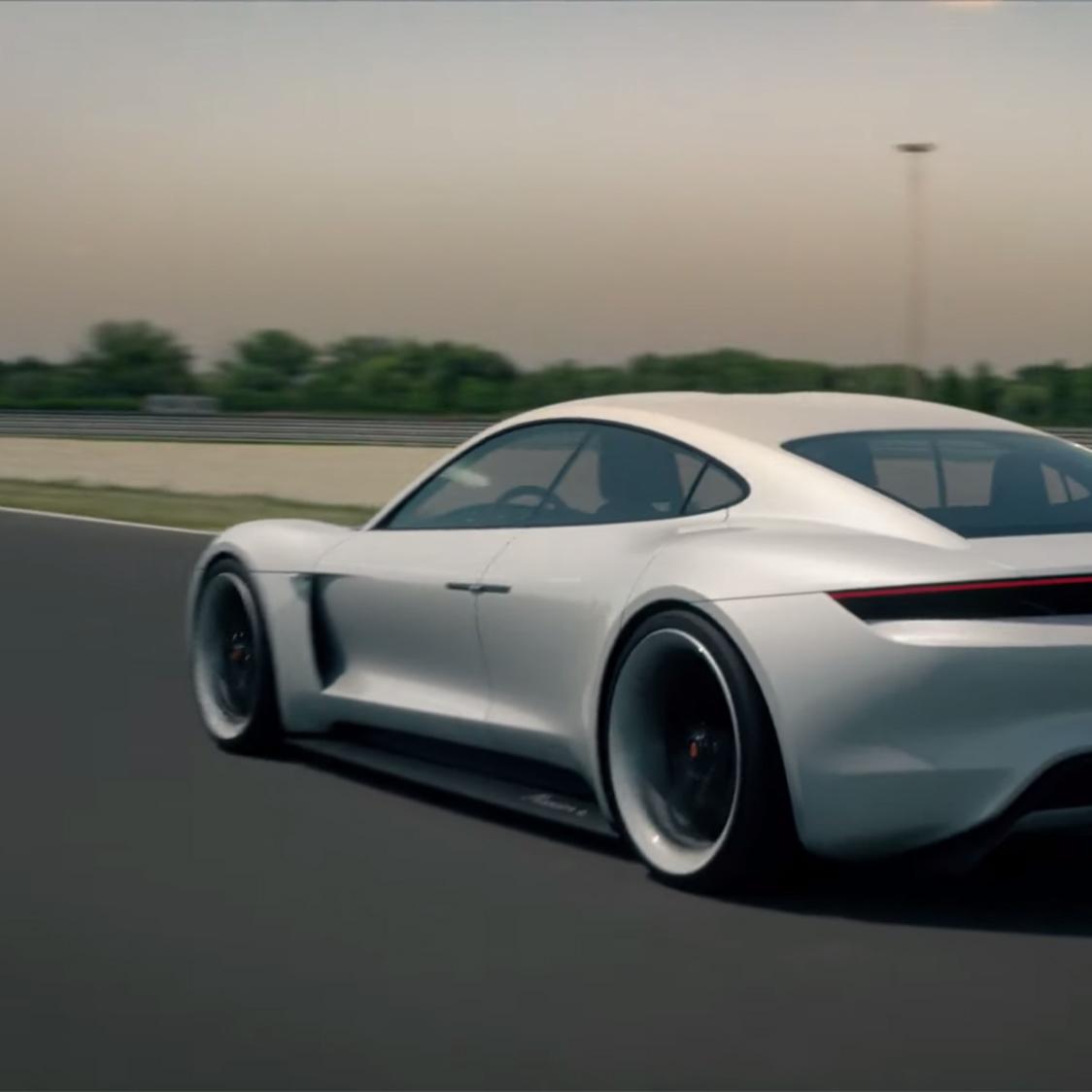 Porsche E Performance